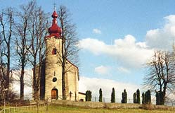 Kyjov Church